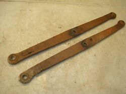 1947 Ford 8n Tractor Lower 3pt Lift Arms 9n 2n