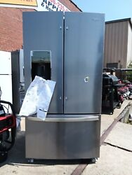 Whirlpool French Door Refrigerator With Dual Ice Maker Stainless Wrf767sdhz