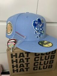 Hat Club Exclusive Sugar Shack Coked Out Tigers Detroit 1968 Taffy Blue Size 8