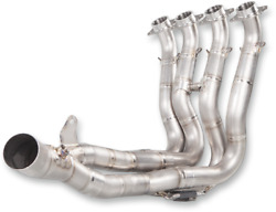 Akrapovic Stainless Steel Head Pipe - High Performance Race Exhaust E-h10e1
