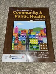 An Introduction To Community And Public Health By Robert R. Pinger No Code