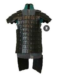 Viking Larp/cosplay Leather Armour Medieval Armor Barbarian/ren Faire Armour