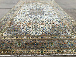 10x16 Vintage Wool Rug Hand-knotted Antique Handmade Oriental 10x17 9x16 9x17 Ft