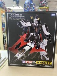 Collectible Brand New Takara Transformers Masterpiece Mp-11nr Ramjet Us Seller