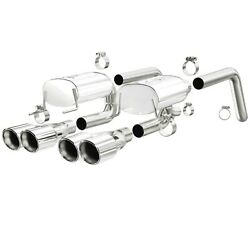Magnaflow Performance Exhaust 15886 Stainless Steel Axle Back Exhaust System