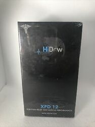 Hidow Tens Unit Xpd-12 Modes   Ems Dual Independent Channels   Electronic Pulse