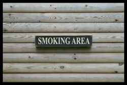 Smoking Area Home Bar Vintage Style Signs Antique Man Cave Beer Home Brew