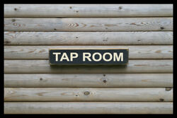Tap Room Home Bar Vintage Style Signs Antique Man Cave Beer Home Brew