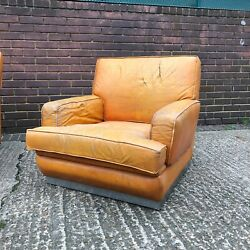 Jacques Charpentier Roche Bobois 1970s Armchair Upholstered Price Vintage Retro