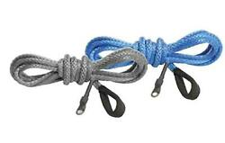 Kfi Products Syn25-b50 Synthetic Winch Line - 1/4in X 50ft -