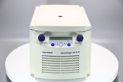 Eppendorf 5415r Refrigerated Centrifuge W/ Rotor / Lid 13,200 Rpm R134a