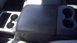 11-16 Ford F250sd Console Front Floor With Armrest Lariat