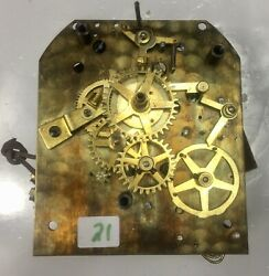 Telechron Electric Clock Movement Westminster Chimes