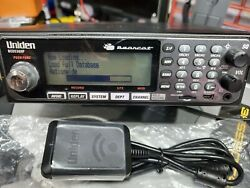 Used Uniden Bcd536hp Home Patrol Digital Scanner With Acc