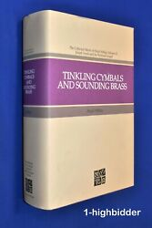 Tinkling Cymbals And Sounding Brass Hcdj Collected Works Hugh Nibley Vol 11 Lds Hc