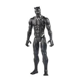 Marvel Avengers Titan Hero Series Black Panther Action Figure 12 Inch Toy For
