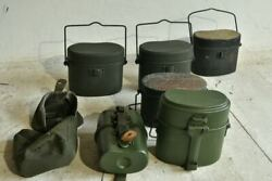 Showa Retro Former Japanese Army Yingo Ground Self-defense Force Cookware