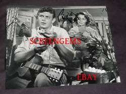 A Face In The Crowd Signed Photo Patricia Neal Andy Griffith Political Classic
