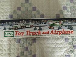 Hess Toy Trucks - Lot Of 4 - 2002, 2003, 2005, 2006 All New In Box