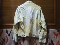 Super Rare 90s Vintage Polo Country Native Leather Jacket