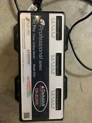 Dual Pro Professional Series Ps3 Battery Charger 3 Bank 7-09-19 Marine Boat