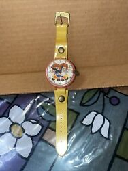 Vintage 1975 Raggedy Ann And Andy Wind Up Watch Works Marx Toys Bobbs Merrill Co