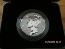2019 United States Mint American Eagle One Ounce Palladium Reverse Proof Coin
