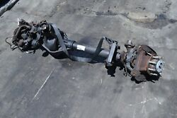 17-19 Ford F250 F350 6.7l Diesel 4x4 Front Differential Diff Assembly 3.55 Oem