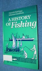A History Of Fishing By Dietrich Sahrhage And Johannes Lundbeck Hardcover Rare
