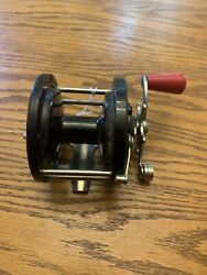 Vintage Penn Fishing Reels No. 85 Saltwater Conventional Made In The Usa
