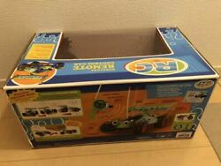 Toy Story Collection Rc Remote Control Car John With Lassator Autographed