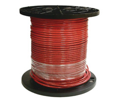 Southwire 6 Red Stranded Cu Simpull Thhn Wire 500 Ft.