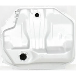 For Honda Civic/crx Fuel Tank 1988-1991 Silver Steel 12 Gallons/45 Liters W/ Efi