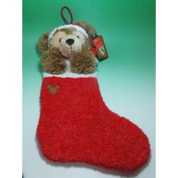 Difficult To Obtain Christmas Santa Stocking Duffy 2003 Wdw