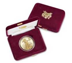American Eagle 2021 One Ounce Gold Proof Coin.