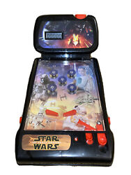 Star Wars The Force Awakens Mini Tabletop Pinball Machine Rare Collectable