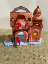 Fisher Price Precious Palace And Swan Castle