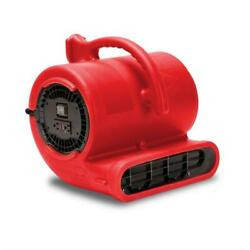 1/3 Hp Air Mover For Water Damage Restoration Carpet Dryer Janitorial Floor Fan