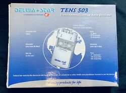 Vtg Nos Delwa Star Tens 503 Device Not For Use