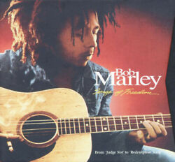 Bob Marley Songs Of Freedom 4 Disc Box And Booklet
