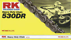 Rk 530dr-180 530 Dr Heavy Duty Chain - 180 Links