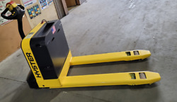 2011 Hyster W40z Refurbished Electric Pallet Jack 27x48 4000 Lbs Capacity