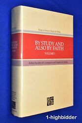 By Study And Also By Faith Volume 1 Hugh Nibley Lundquist Ricks Lds Mormon