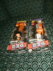 Lot 2 Home Depot Helmet And Tractor Trailer Pez Dispensers New On Original Cards