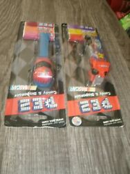 Dupont 24 Helmet And Tractor Trailer Pez Dispensers2 New On Original Cards