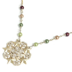 Necklace Gold D18v 2018 Model Year Ladies Female Star Here Mark Co