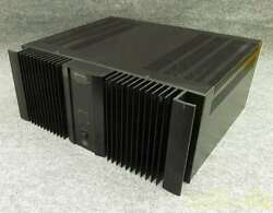 Used Rotel Rmb 1075 Power Amplifier Transistor 150w 5ch 200w 5ch With Cable