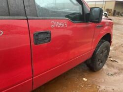 Passenger Front Door Electric Fits 09-14 Ford F150 Pickup 542750