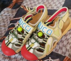 Hybrid Sneaker Sandals Women's Size 8 With Storage Bag Accessory Unused