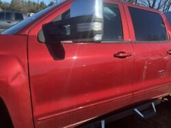 Driver Front Door Classic Style Fits 14-19 Silverado 1500 Pickup 521402